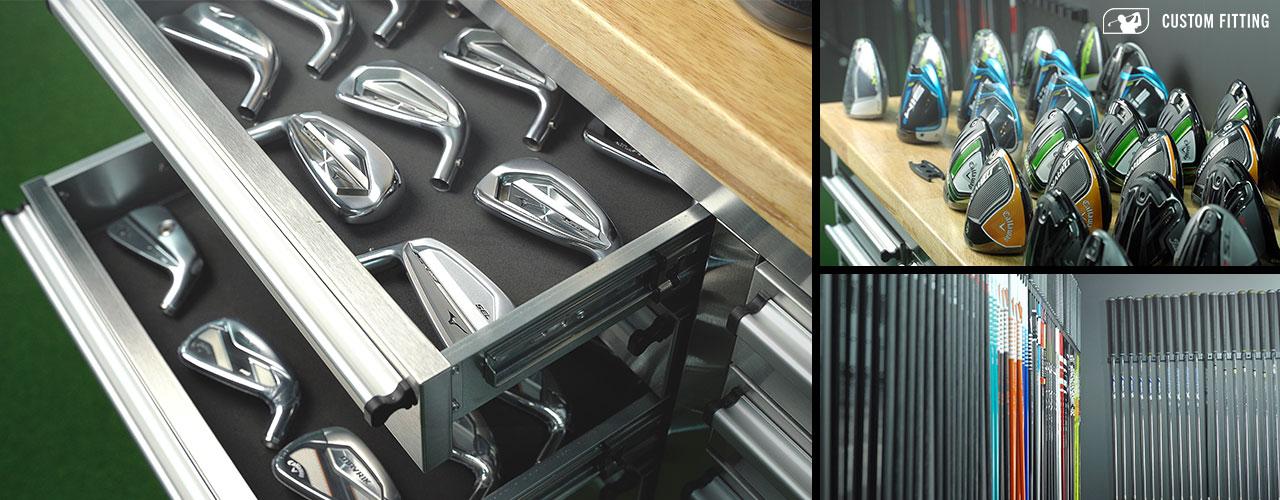 GolfBox Custom Club Fitting Studio