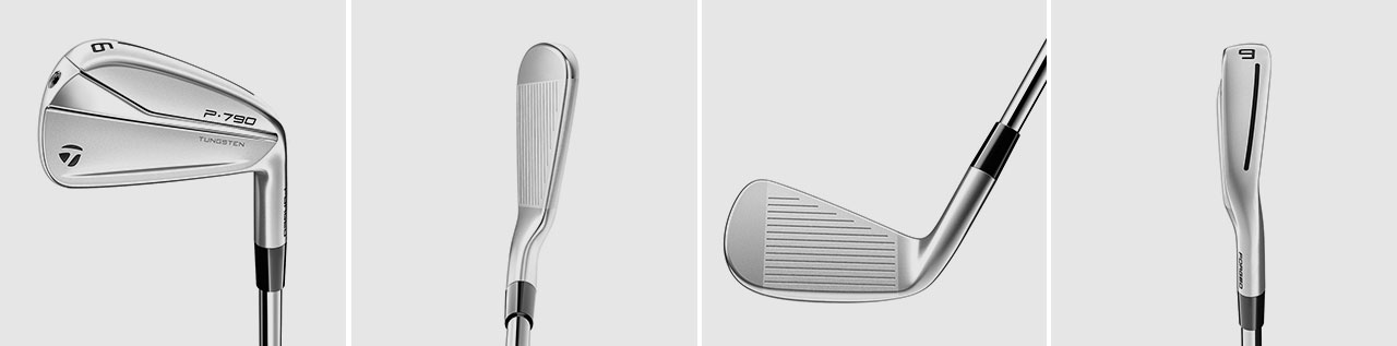 TaylorMade P790 Irons 2021 - Profile